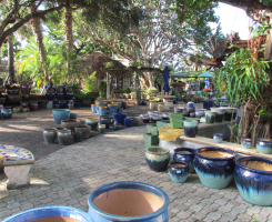 Pottery & Water Fountains